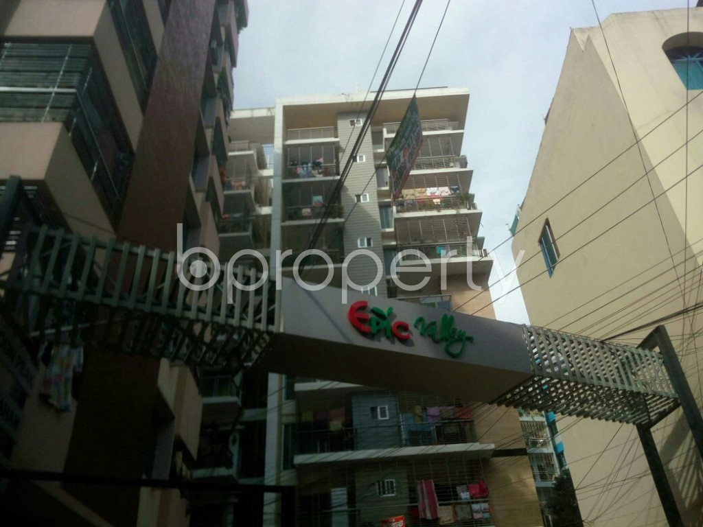Front view - 3 Bed Apartment to Rent in 16 No. Chawk Bazaar Ward, Chattogram - 1943969