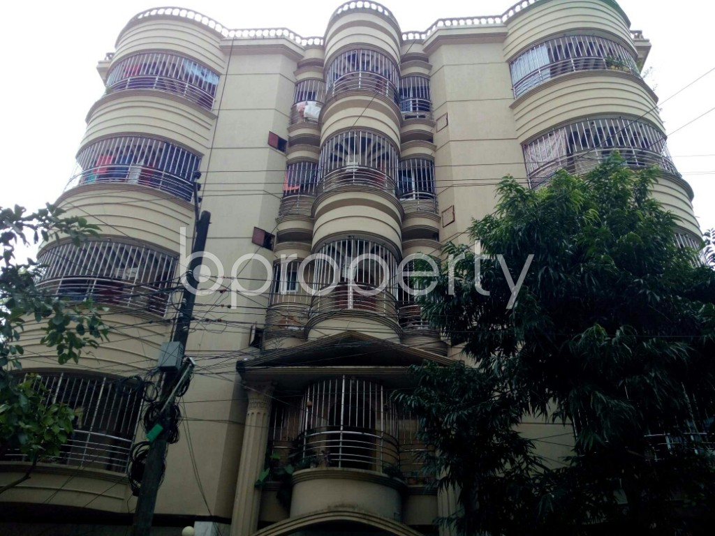 Outside view - 3 Bed Apartment to Rent in Bayazid, Chattogram - 1943972