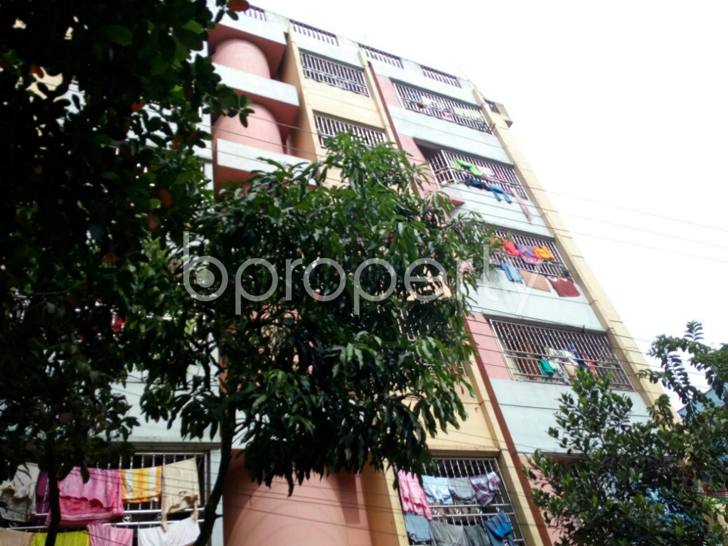 Outside view - 2 Bed Apartment to Rent in Bayazid, Chattogram - 1943974