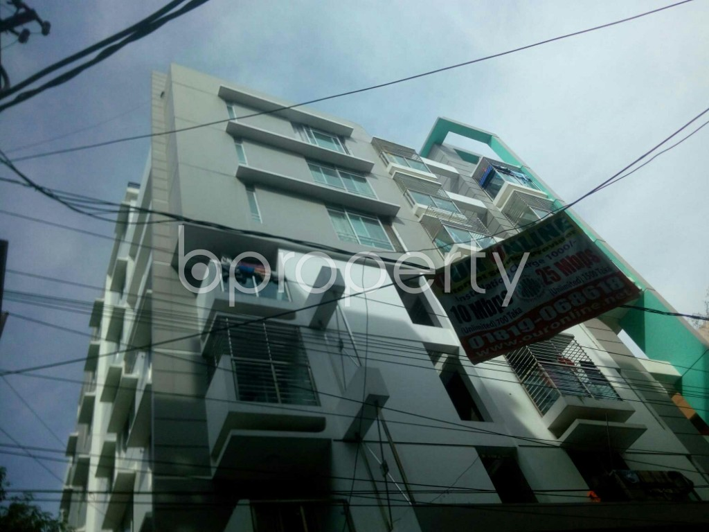 Front view - 3 Bed Apartment to Rent in 16 No. Chawk Bazaar Ward, Chattogram - 1943992