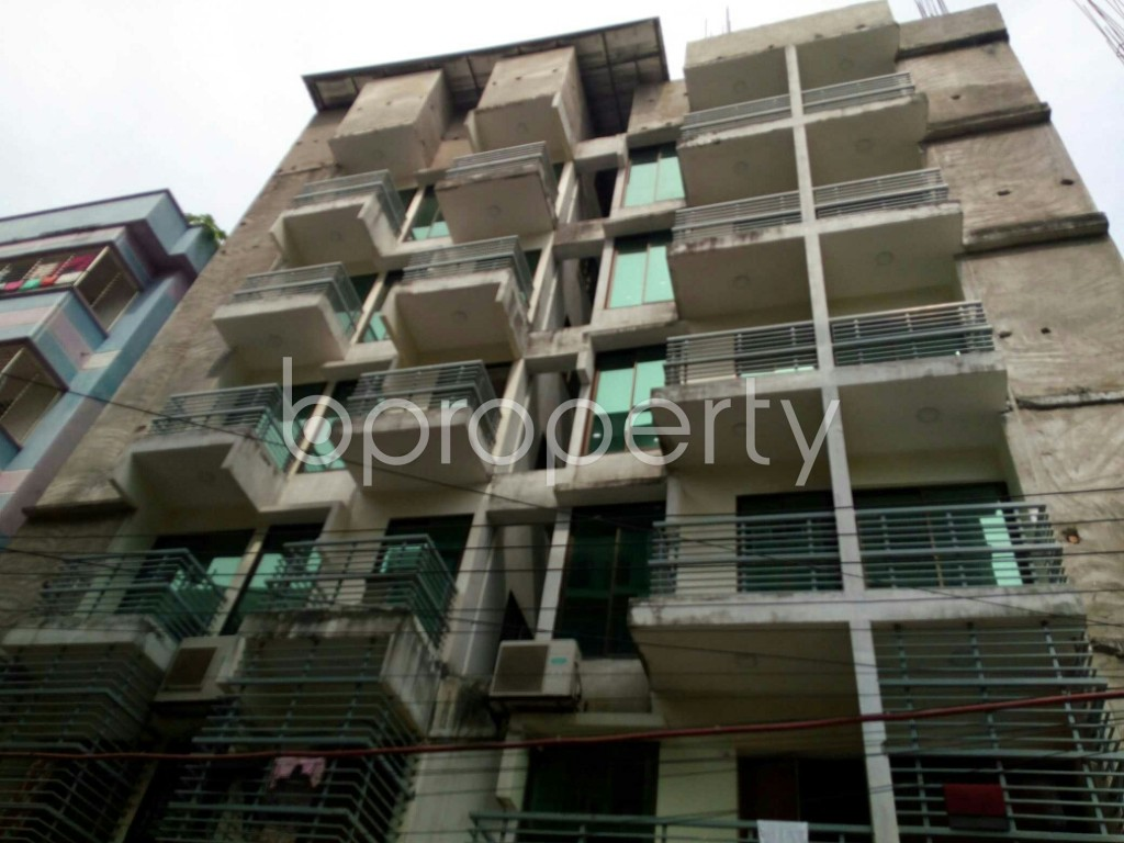 Outside view - 3 Bed Apartment to Rent in Bayazid, Chattogram - 1944000