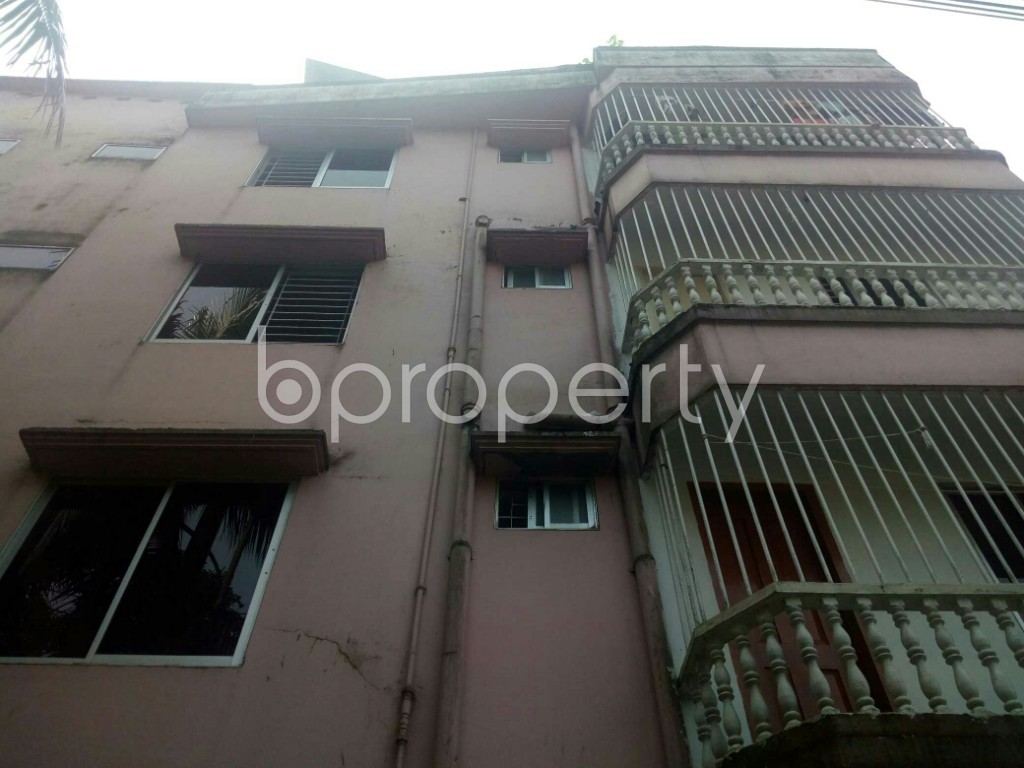Outside view - 2 Bed Apartment to Rent in Lamapara, Sylhet - 1944001