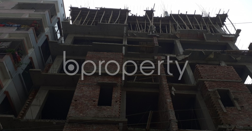 Outside view - 3 Bed Apartment for Sale in Adabor, Dhaka - 1944027