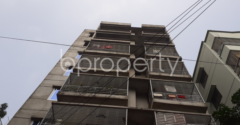 Outside view - 3 Bed Apartment for Sale in Adabor, Dhaka - 1944028