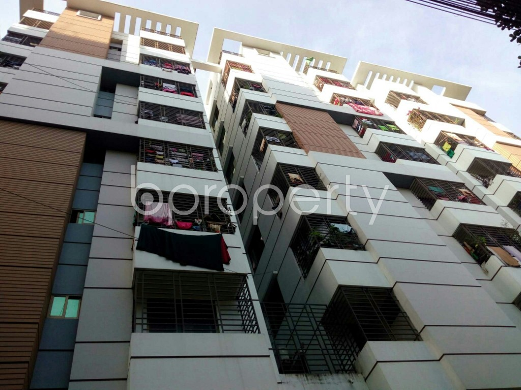 Outside view - 3 Bed Apartment to Rent in Bayazid, Chattogram - 1944046