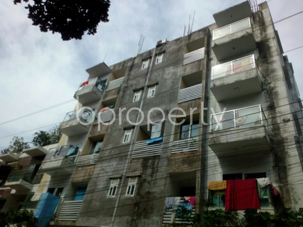 Outside view - 3 Bed Apartment to Rent in Bayazid, Chattogram - 1944052