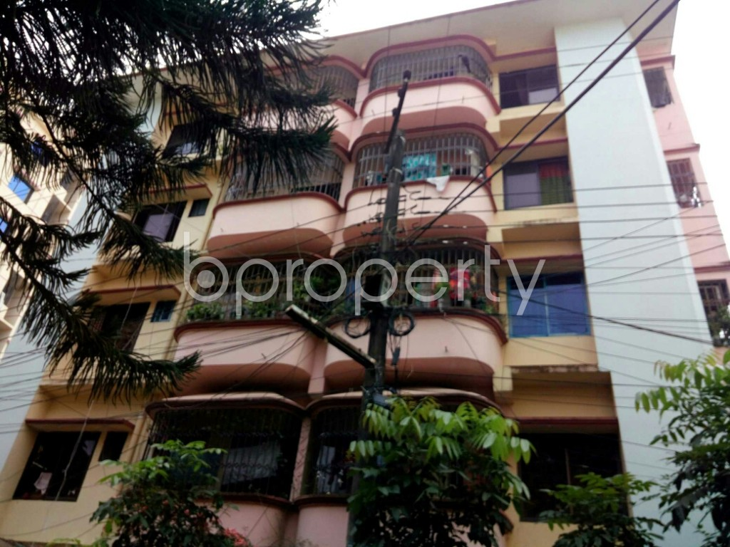Outside view - 3 Bed Apartment to Rent in Bayazid, Chattogram - 1944054