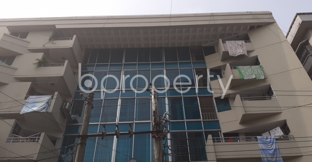 Front view - 3 Bed Apartment to Rent in Dhanmondi, Dhaka - 1944057