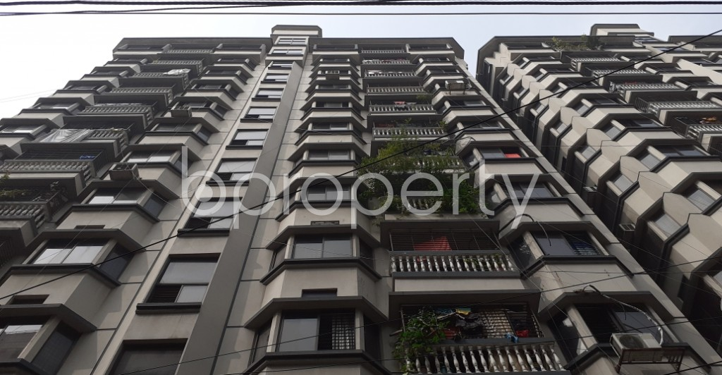 Front view - 3 Bed Apartment to Rent in Dhanmondi, Dhaka - 1944062