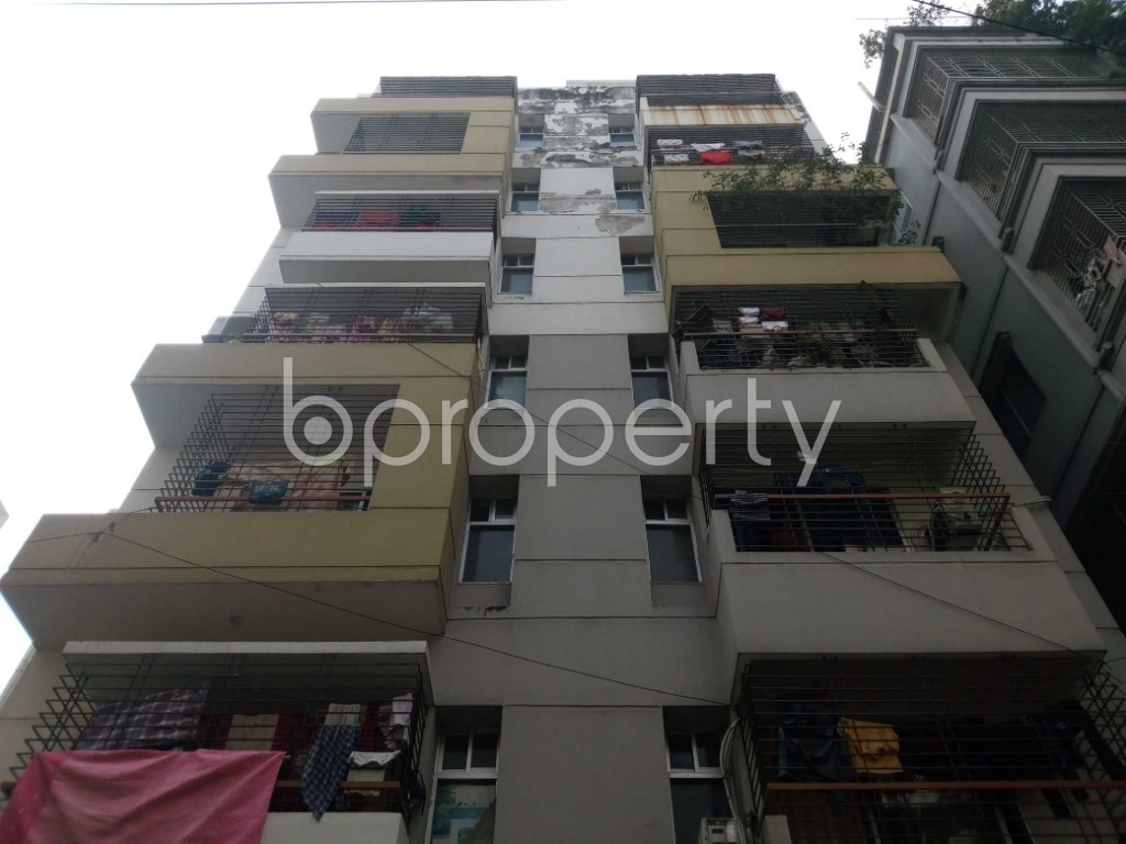 Front view - 2 Bed Apartment for Sale in Banasree, Dhaka - 1944078