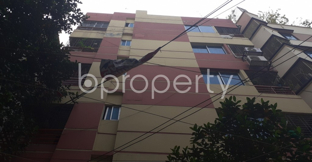 Front view - 2 Bed Apartment to Rent in Mohammadpur, Dhaka - 1944079