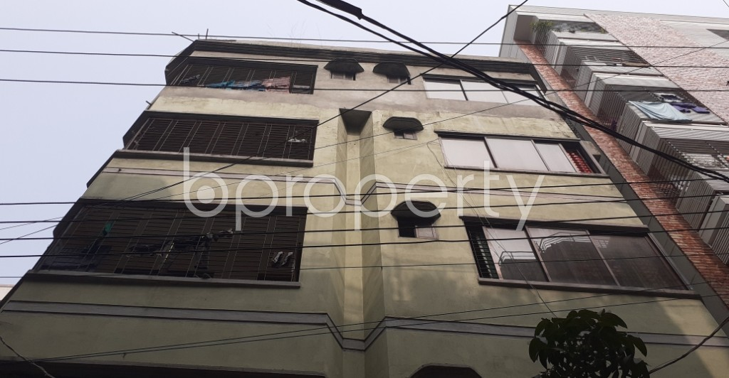 Front view - 2 Bed Apartment to Rent in Mohammadpur, Dhaka - 1944081