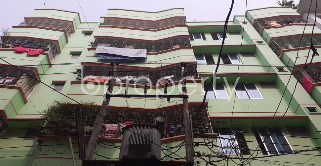 Front view - 3 Bed Apartment to Rent in Mohammadpur, Dhaka - 1944082