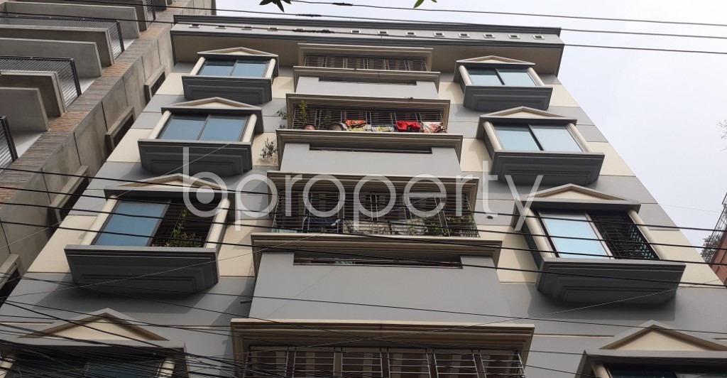Front view - 4 Bed Apartment to Rent in Mohammadpur, Dhaka - 1944083