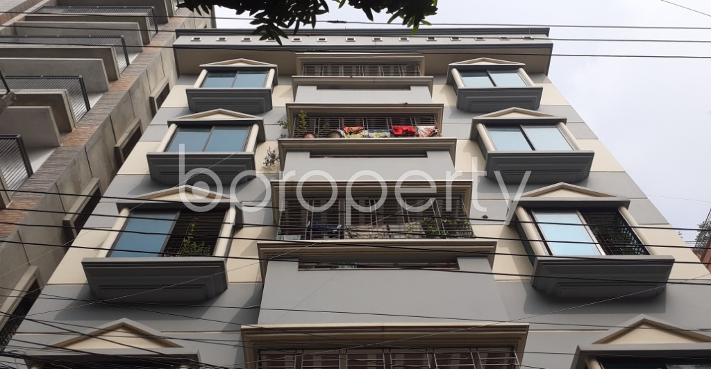 Front view - 2 Bed Apartment to Rent in Mohammadpur, Dhaka - 1944084
