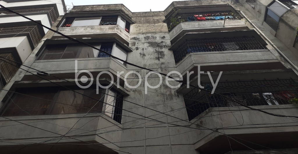 Front view - 2 Bed Apartment to Rent in Mohammadpur, Dhaka - 1944085