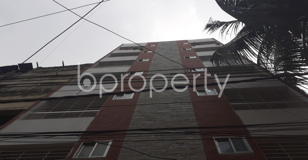 Outside view - 3 Bed Apartment to Rent in Lalmatia, Dhaka - 1944088