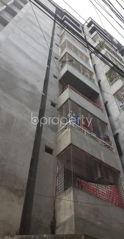 Outside view - 3 Bed Apartment to Rent in Gazipur Sadar Upazila, Gazipur - 1944091