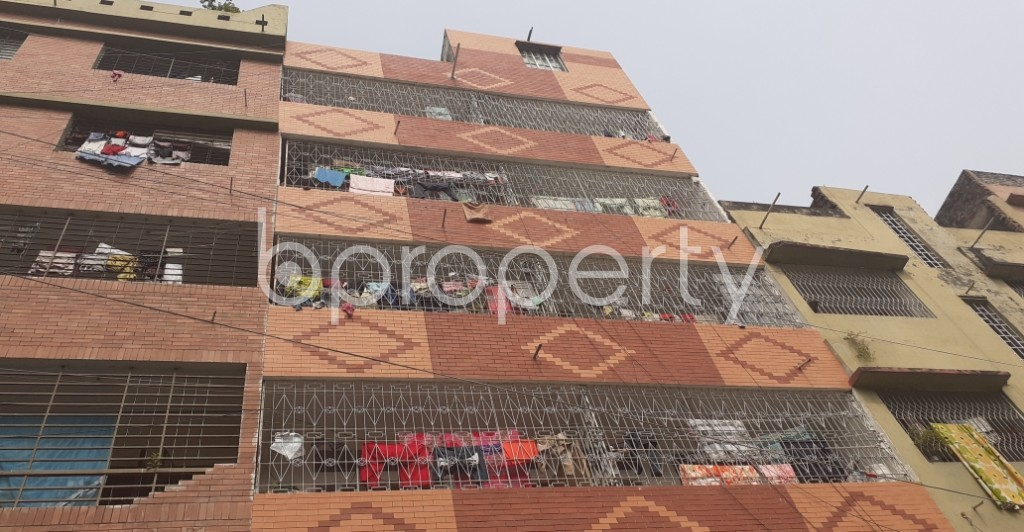 Outside view - 3 Bed Apartment to Rent in Lalmatia, Dhaka - 1944094