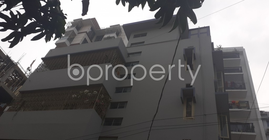 Outside view - 2 Bed Apartment to Rent in Lalmatia, Dhaka - 1944095