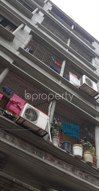 Outside view - 2 Bed Apartment to Rent in Gazipur Sadar Upazila, Gazipur - 1944099