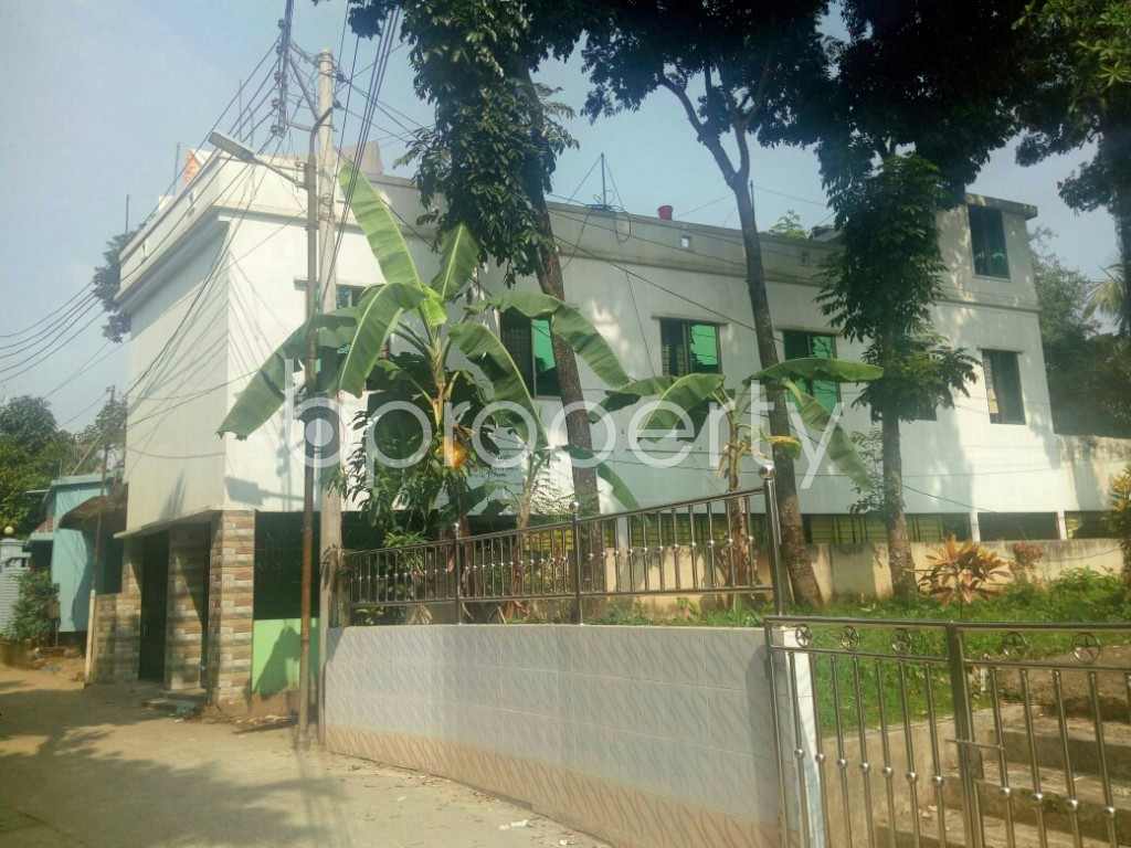 Outside view - 4 Bed Apartment to Rent in Tilagor, Sylhet - 1944109