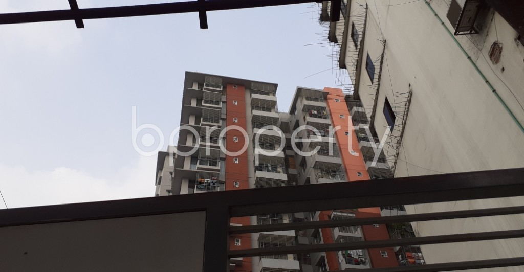 Outside view - 3 Bed Apartment for Sale in Kathalbagan, Dhaka - 1944155