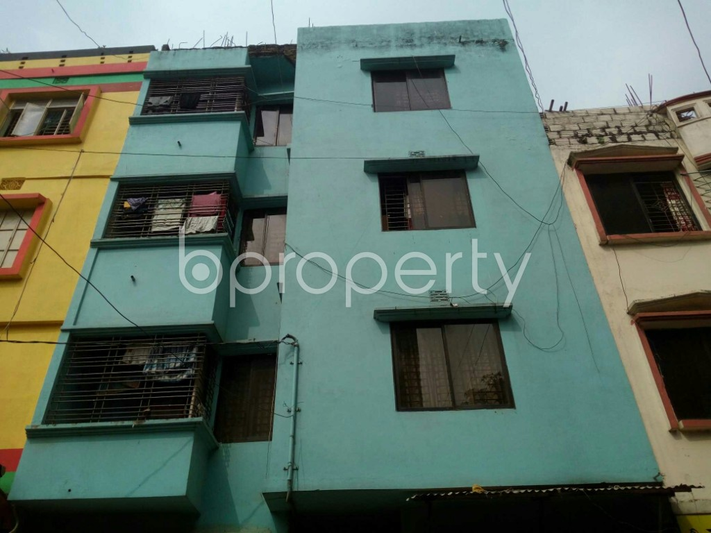 Front view - Shop to Rent in Mirpur, Dhaka - 1944157