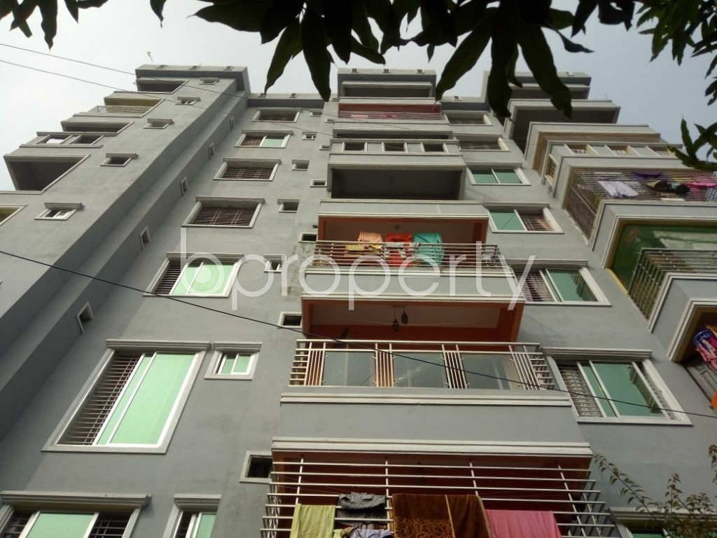 Front view - 2 Bed Apartment to Rent in Gazipur Sadar Upazila, Gazipur - 1944178