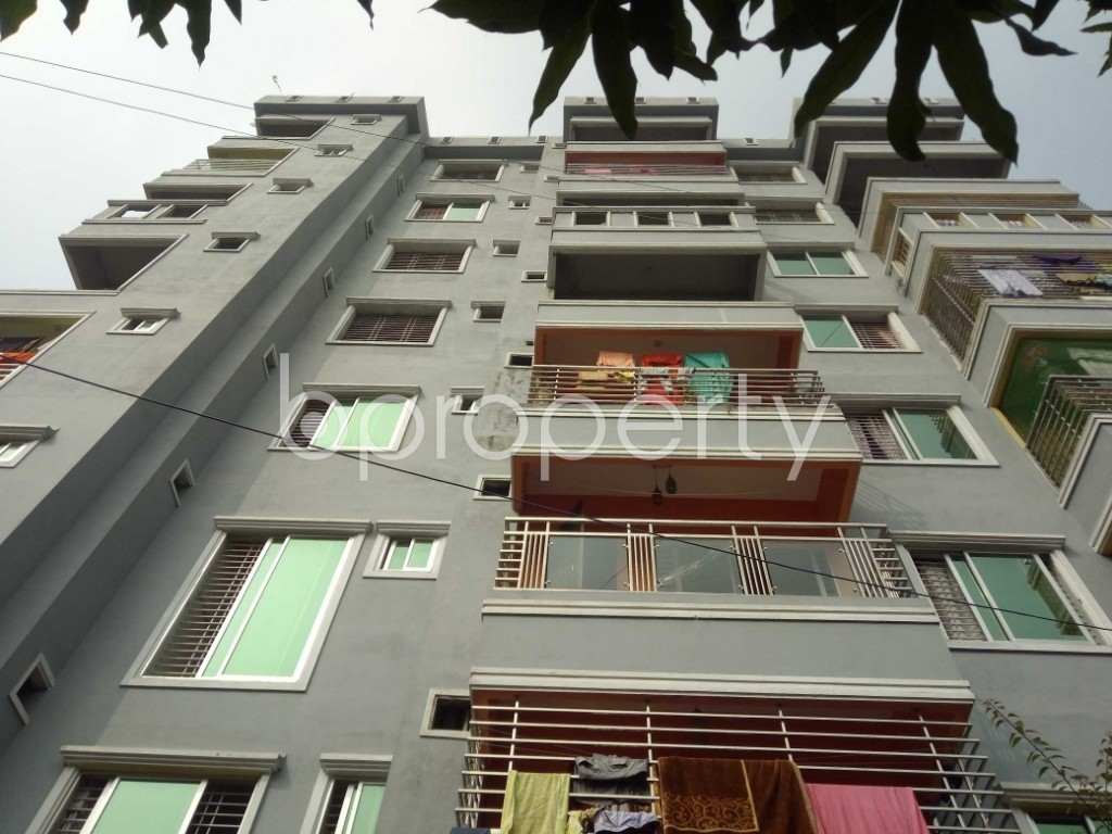 Front view - 1 Bed Apartment to Rent in Gazipur Sadar Upazila, Gazipur - 1944179