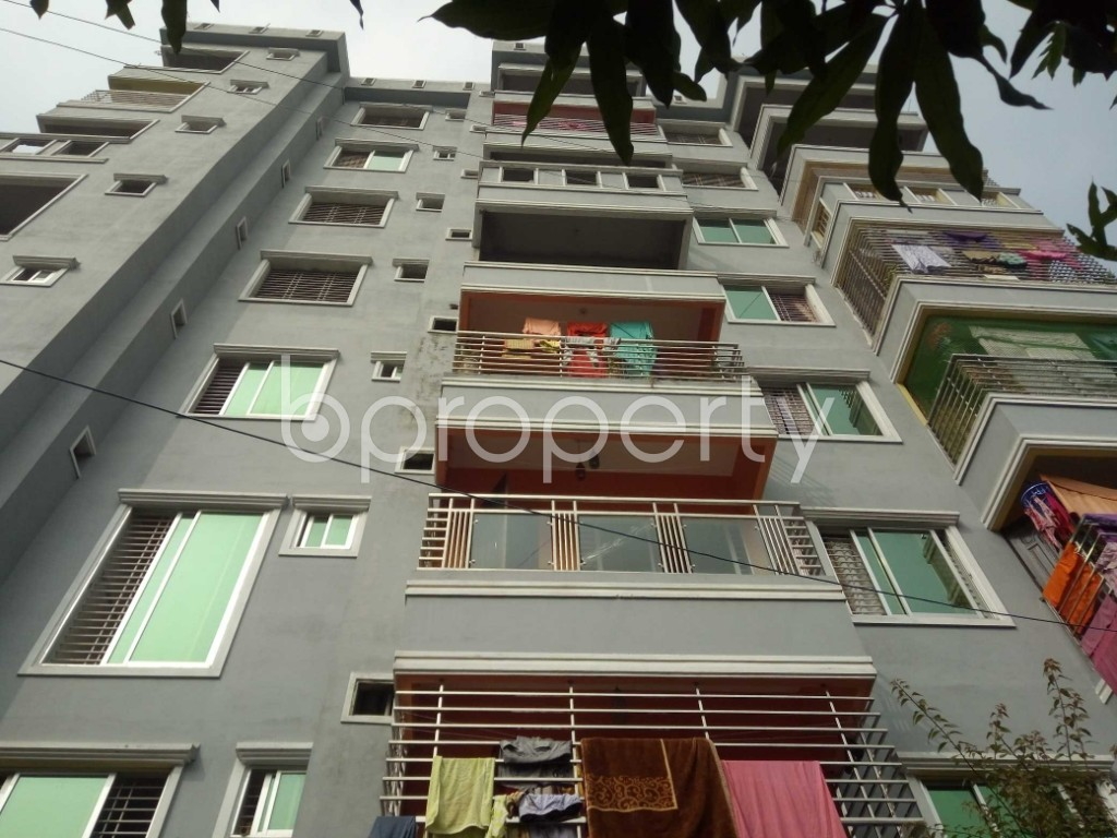 Front view - 3 Bed Apartment to Rent in Gazipur Sadar Upazila, Gazipur - 1944180