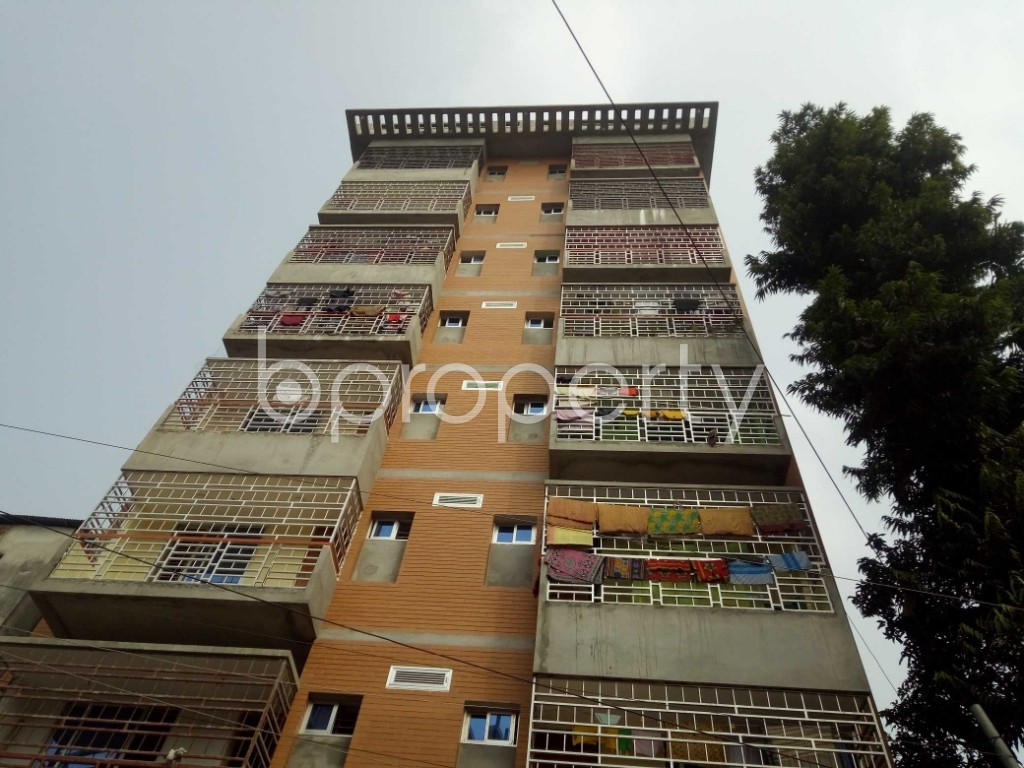 Front view - 2 Bed Apartment to Rent in Gazipur Sadar Upazila, Gazipur - 1944182
