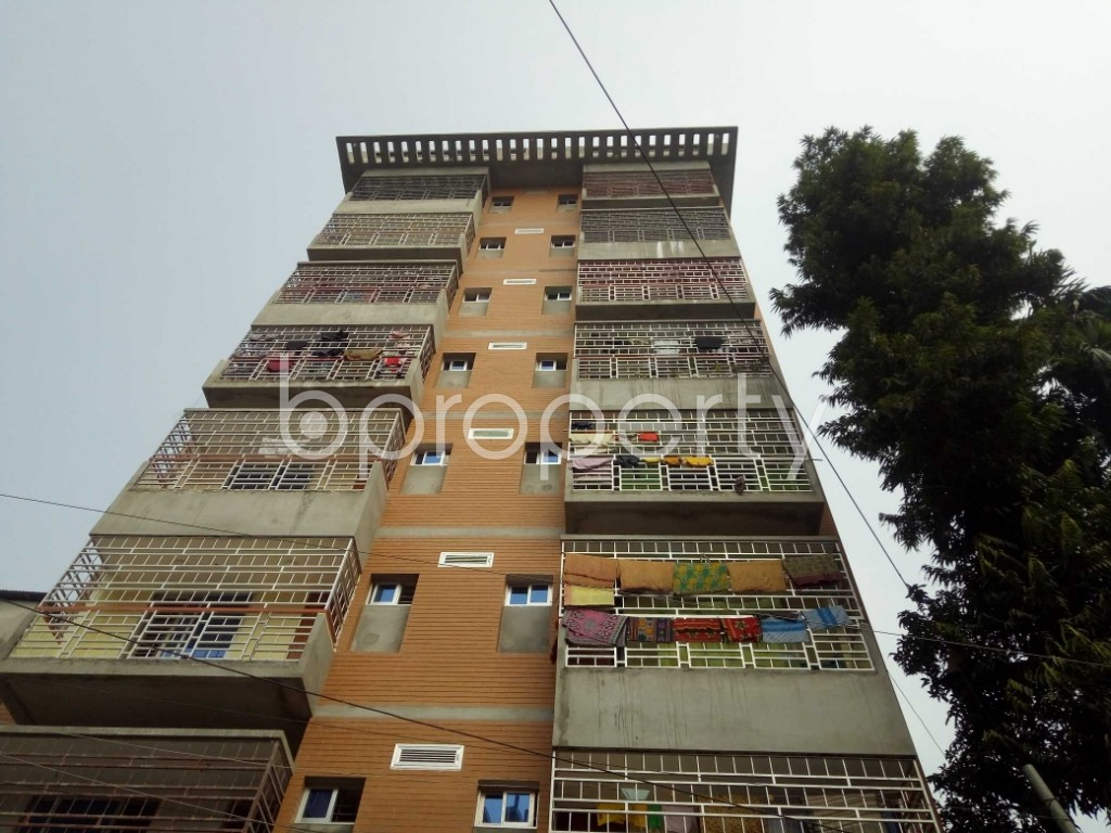 Front view - 2 Bed Apartment to Rent in Gazipur Sadar Upazila, Gazipur - 1944183