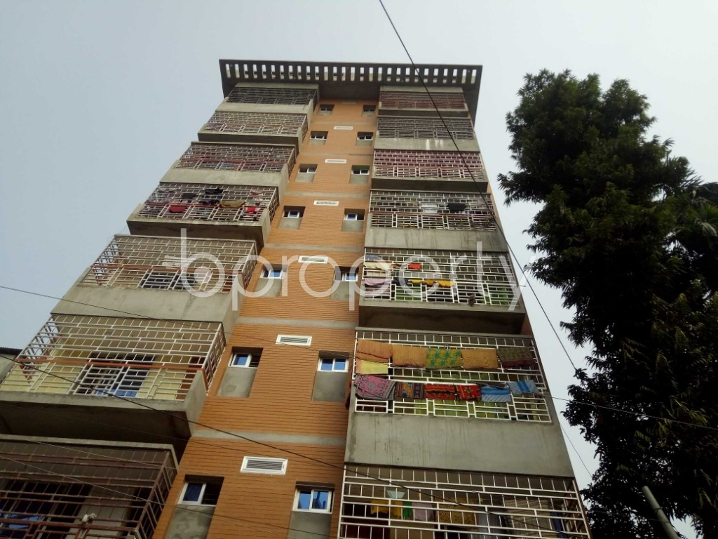 Front view - 2 Bed Apartment to Rent in Gazipur Sadar Upazila, Gazipur - 1944184