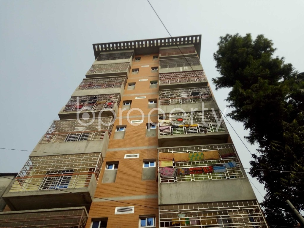 Front view - 2 Bed Apartment to Rent in Gazipur Sadar Upazila, Gazipur - 1944185