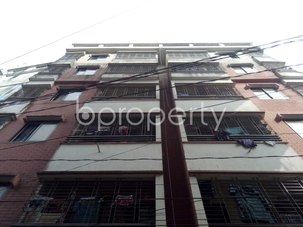 Front view - 2 Bed Apartment to Rent in Gazipur Sadar Upazila, Gazipur - 1944188