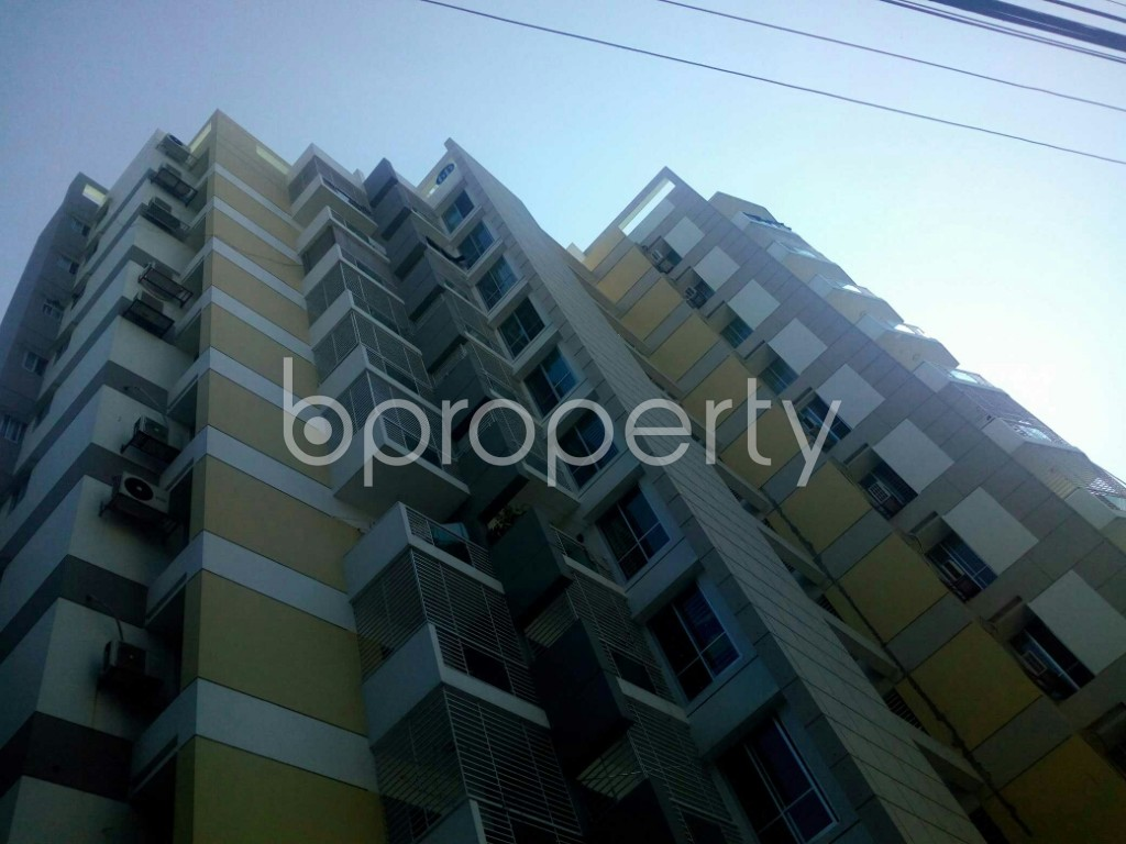 Front view - 3 Bed Apartment for Sale in Khulshi, Chattogram - 1944204