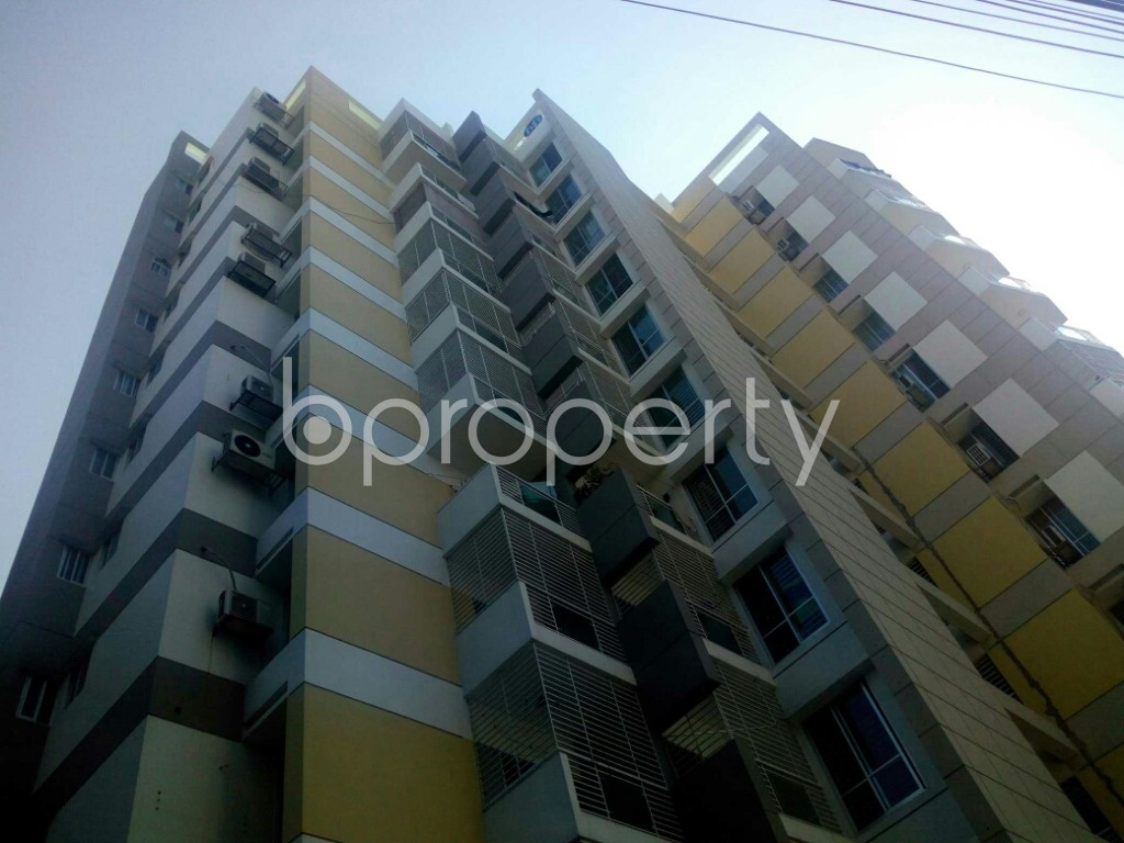 Front view - 3 Bed Apartment for Sale in Khulshi, Chattogram - 1944213