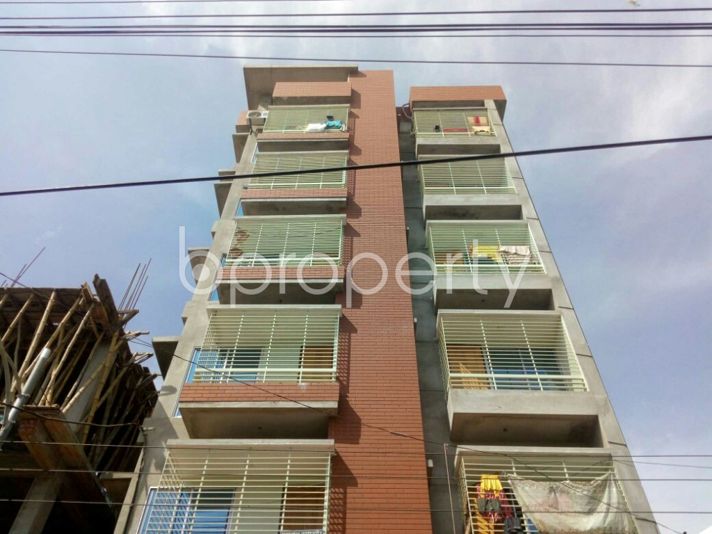Front view - 3 Bed Apartment to Rent in Bojropur , Cumilla - 1944236