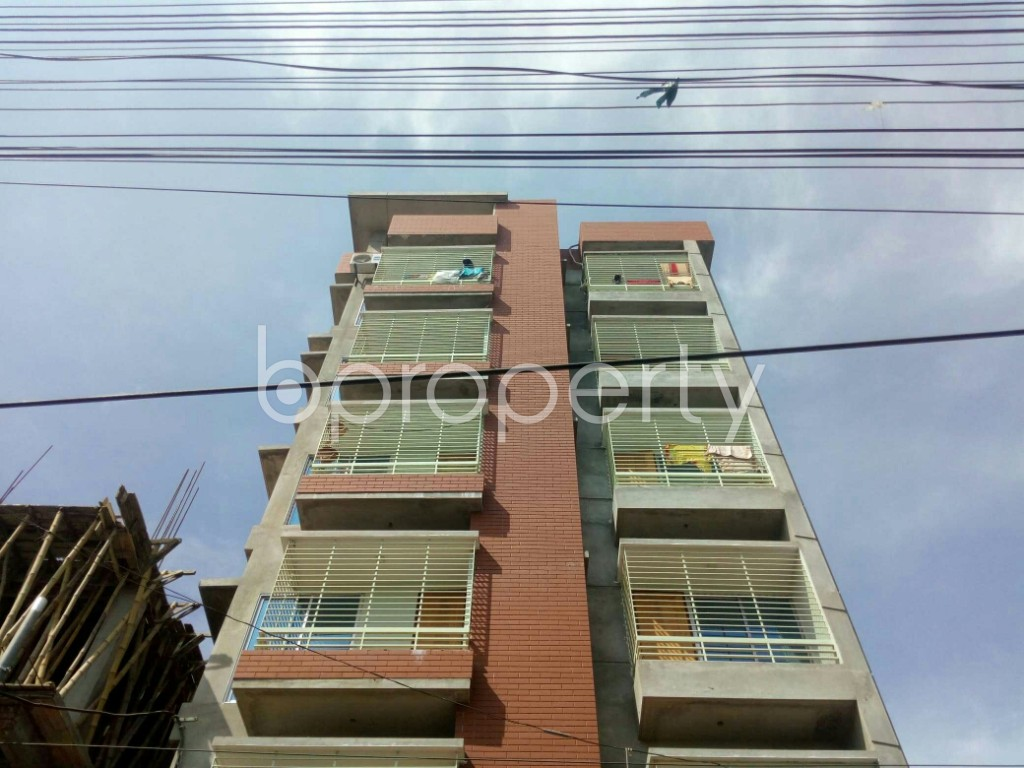 Front view - 3 Bed Apartment to Rent in Bojropur , Cumilla - 1944238