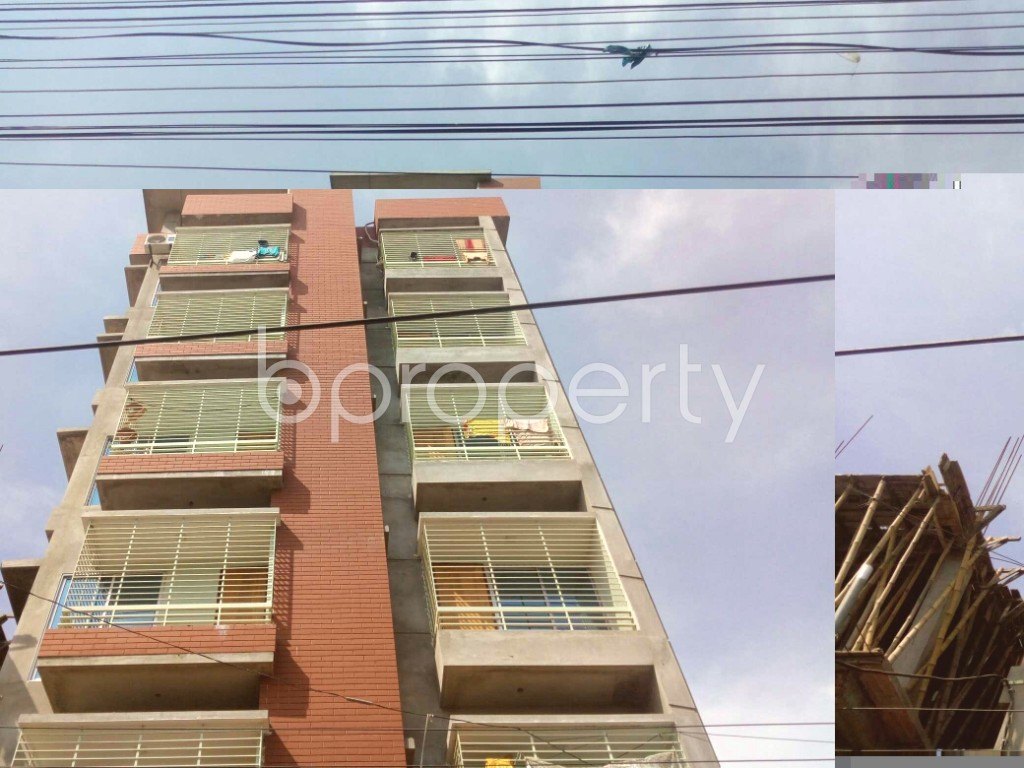 Front view - 3 Bed Apartment to Rent in Bojropur , Cumilla - 1944239