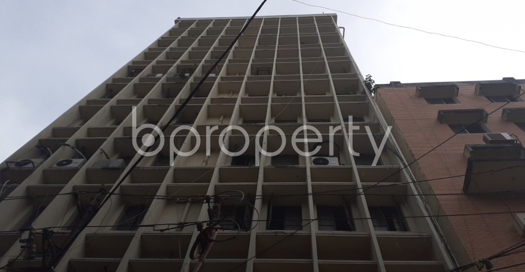Front view - Office to Rent in Motijheel, Dhaka - 1944253