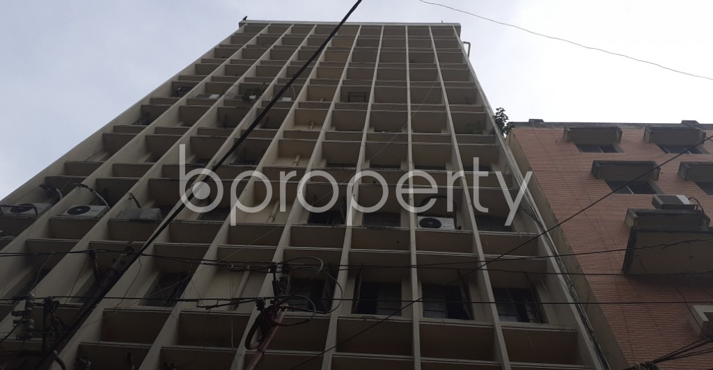 Front view - Office to Rent in Motijheel, Dhaka - 1944255