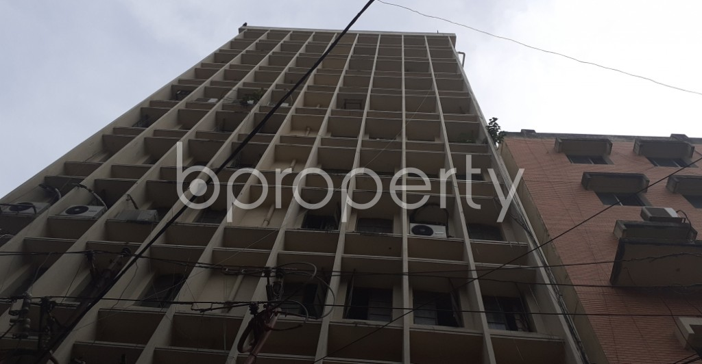 Front view - Office to Rent in Motijheel, Dhaka - 1944256