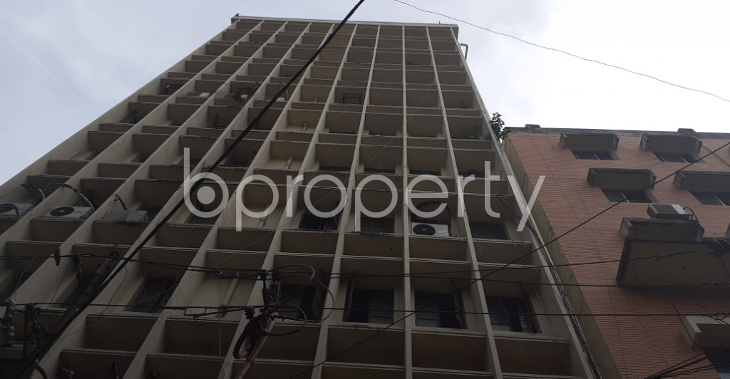Front view - Office to Rent in Motijheel, Dhaka - 1944257