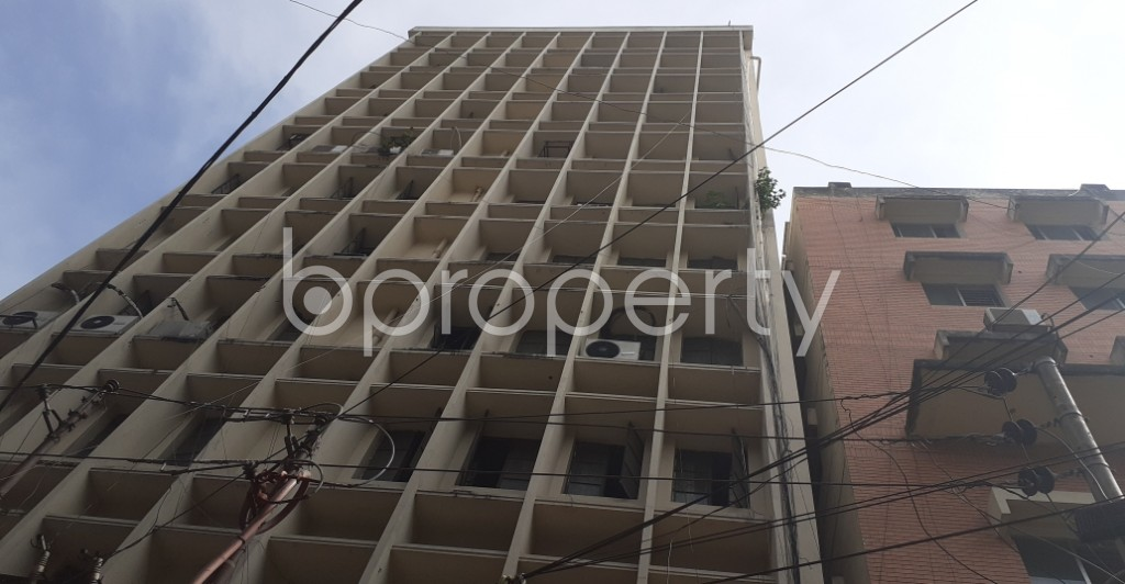 Front view - Office to Rent in Motijheel, Dhaka - 1944259
