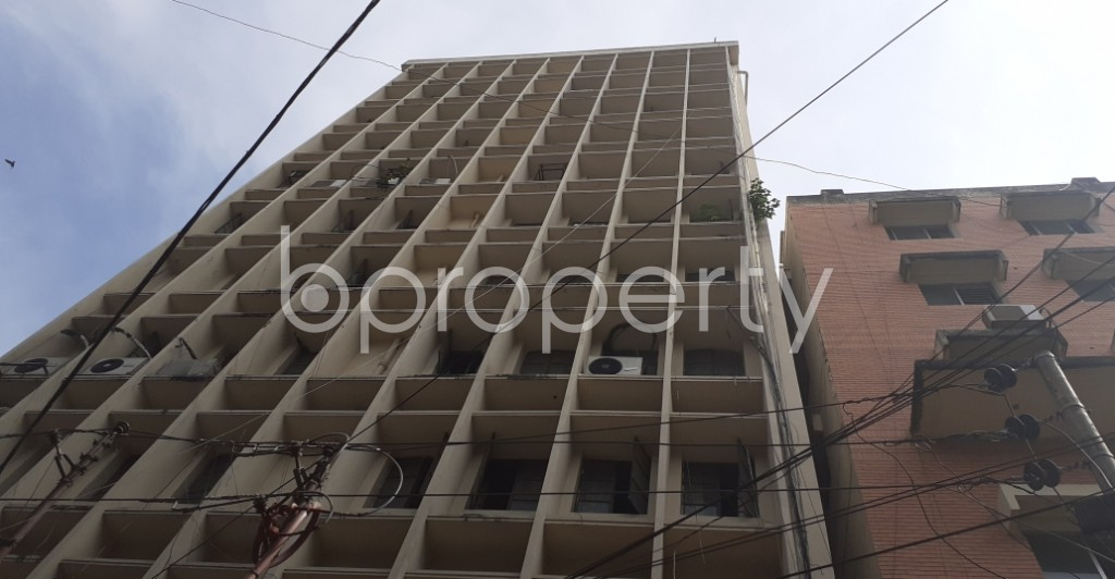 Front view - Office to Rent in Motijheel, Dhaka - 1944260