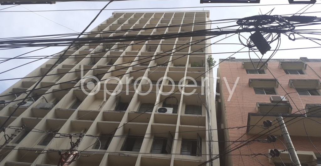 Front view - Office to Rent in Motijheel, Dhaka - 1944265