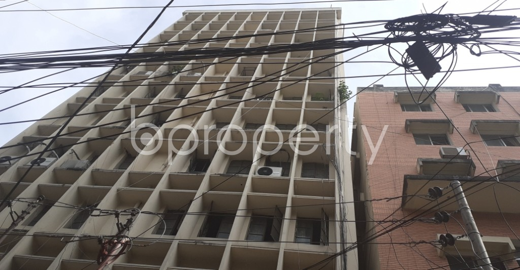 Front view - Office to Rent in Motijheel, Dhaka - 1944268