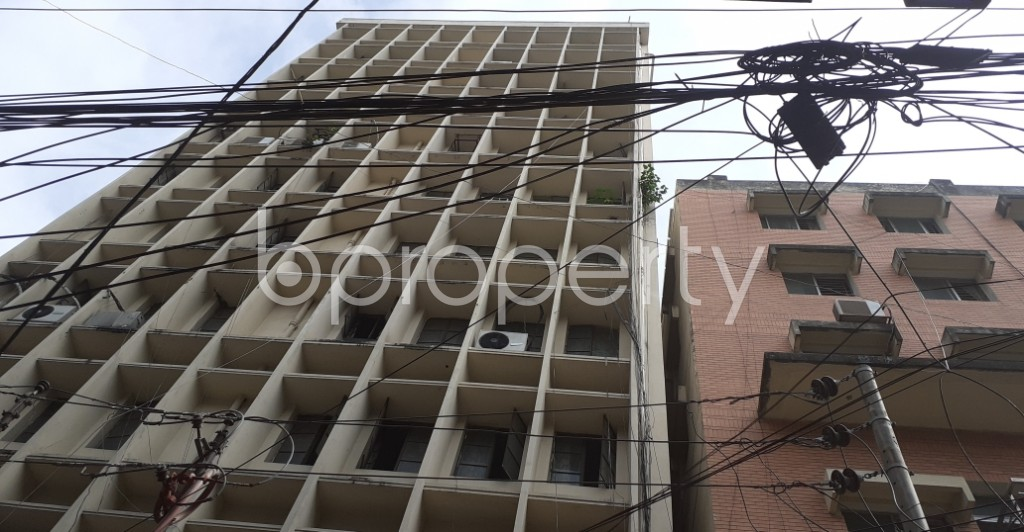 Front view - Office to Rent in Motijheel, Dhaka - 1944274